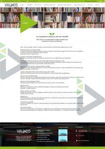 Page Lexique