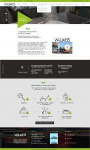 Page logistique et transport